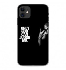 Coque en silicone Apple iPhone 11 - Tupac