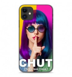 Coque en silicone Apple iPhone 11 - Chut