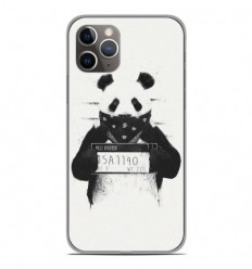 Coque en silicone Apple iPhone 11 Pro - BS Bad Panda