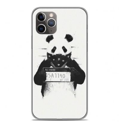 Coque en silicone Apple iPhone 11 Pro - BS Bad Panda