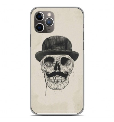 Coque en silicone Apple iPhone 11 Pro - BS Class skull
