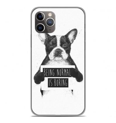 Coque en silicone Apple iPhone 11 Pro - BS Normal boring