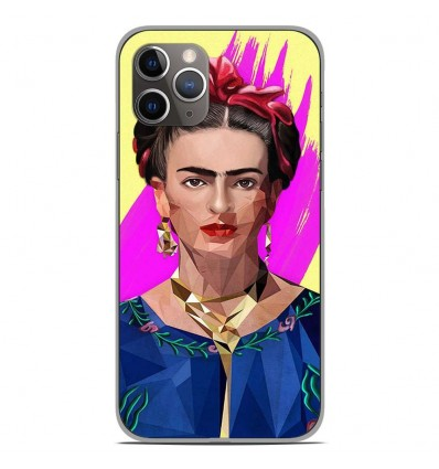 Coque en silicone Apple iPhone 11 Pro - ML Modern Frida