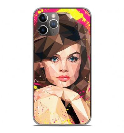 Coque en silicone Apple iPhone 11 Pro - ML Vogue Muse