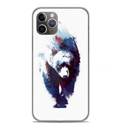 Coque en silicone Apple iPhone 11 Pro - RF Death Run