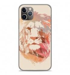Coque en silicone Apple iPhone 11 Pro - RF Desert Lion