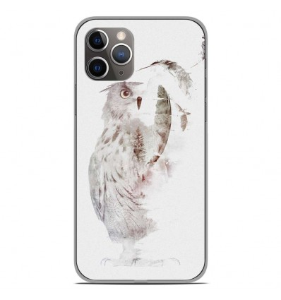 Coque en silicone Apple iPhone 11 Pro - RF Fade Out
