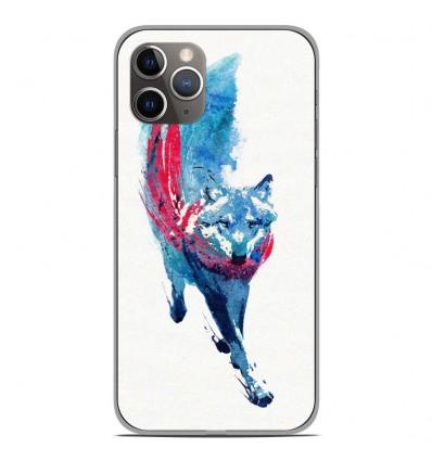 Coque en silicone Apple iPhone 11 Pro - RF Lupus Lupus