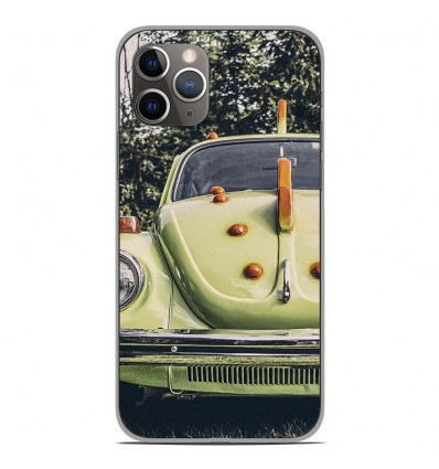 Coque en silicone Apple iPhone 11 Pro - Coccinelle