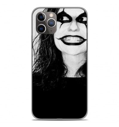 Coque en silicone Apple iPhone 11 Pro - Crow