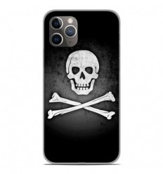 Coque en silicone Apple iPhone 11 Pro - Drapeau Pirate