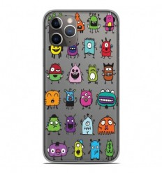 Coque en silicone Apple iPhone 11 Pro - Alien