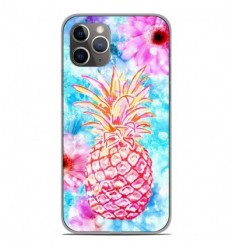 Coque en silicone Apple iPhone 11 Pro - Ananas