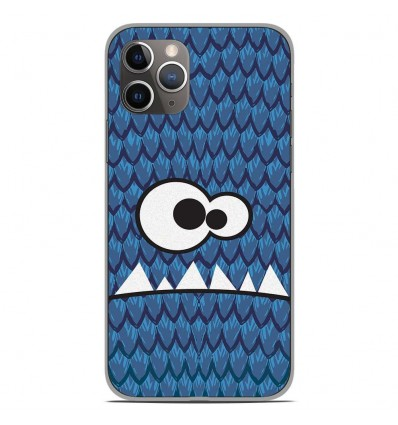Coque en silicone Apple iPhone 11 Pro - Monster