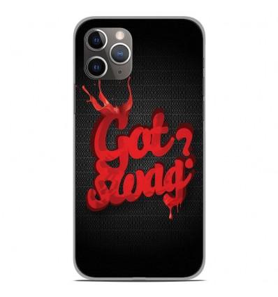Coque en silicone Apple iPhone 11 Pro - Swag Drop