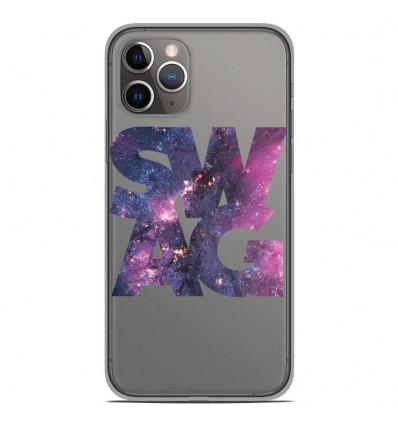 Coque en silicone Apple iPhone 11 Pro - Swag Space