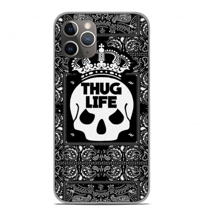 Coque en silicone Apple iPhone 11 Pro - Thuglife