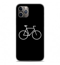Coque en silicone Apple iPhone 11 Pro - Bike Hipster