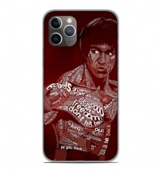 Coque en silicone Apple iPhone 11 Pro - Bruce lee