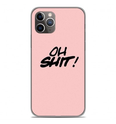 Coque en silicone Apple iPhone 11 Pro - Citation 10