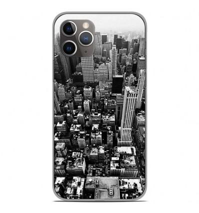 Coque en silicone Apple iPhone 11 Pro - City