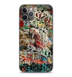 Coque en silicone Apple iPhone 11 Pro - Graffiti 1