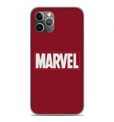 Coque en silicone Apple iPhone 11 Pro - Marvel