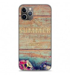 Coque en silicone Apple iPhone 11 Pro - The best summer