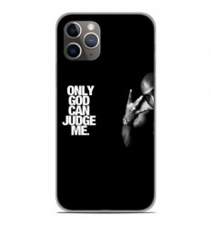 Coque en silicone Apple iPhone 11 Pro - Tupac