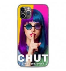 Coque en silicone Apple iPhone 11 Pro - Chut