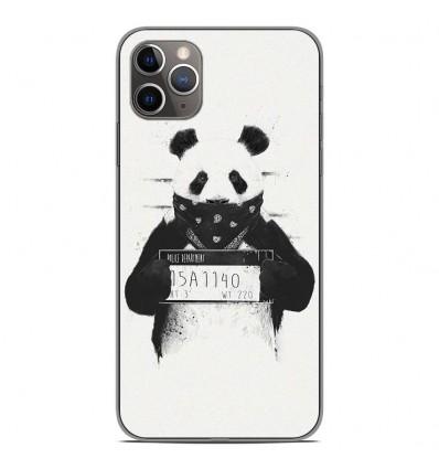 Coque en silicone Apple iPhone 11 Pro Max - BS Bad Panda