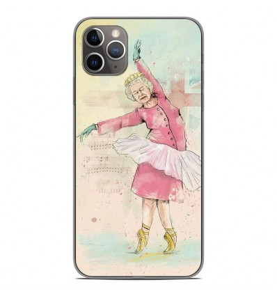 Coque en silicone Apple iPhone 11 Pro Max - BS Dancing Queen