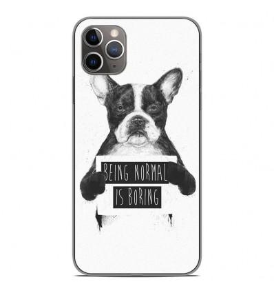 Coque en silicone Apple iPhone 11 Pro Max - BS Normal boring