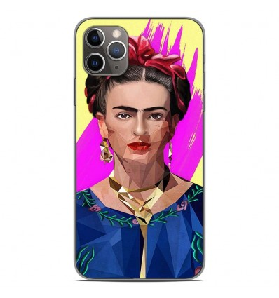 Coque en silicone Apple iPhone 11 Pro Max - ML Modern Frida