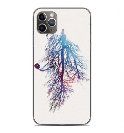 Coque en silicone Apple iPhone 11 Pro Max - RF My roots