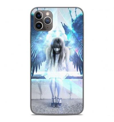 Coque en silicone Apple iPhone 11 Pro Max - Angel