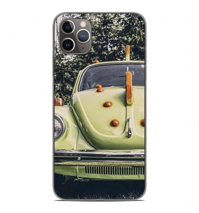 Coque en silicone Apple iPhone 11 Pro Max - Coccinelle
