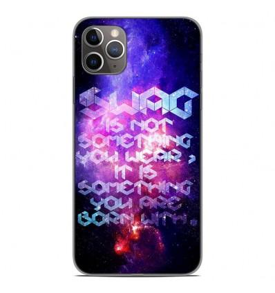 Coque en silicone Apple iPhone 11 Pro Max - Cosmic swag