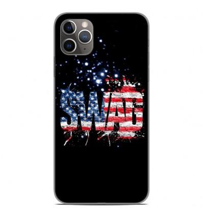 Coque en silicone Apple iPhone 11 Pro Max - Swag usa