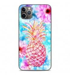 Coque en silicone Apple iPhone 11 Pro Max - Ananas