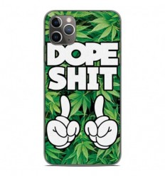 Coque en silicone Apple iPhone 11 Pro Max - Dope Shit