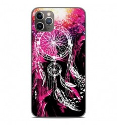 Coque en silicone Apple iPhone 11 Pro Max - Dreamcatcher Rose