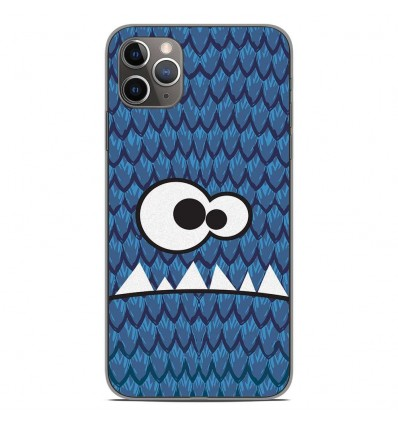 Coque en silicone Apple iPhone 11 Pro Max - Monster