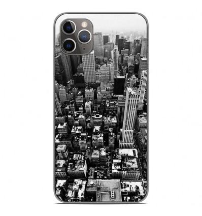 Coque en silicone Apple iPhone 11 Pro Max - City