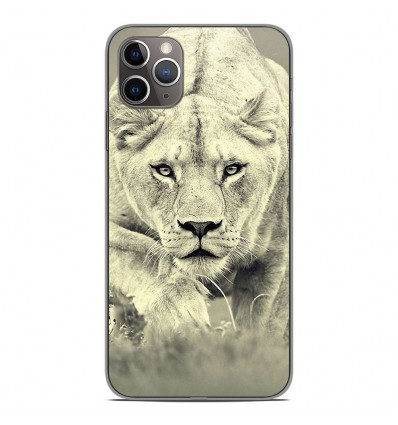 Coque en silicone Apple iPhone 11 Pro Max - Lionne