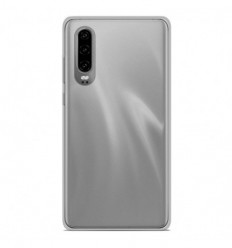 Coque Huawei P30 Silicone Gel - Transparent