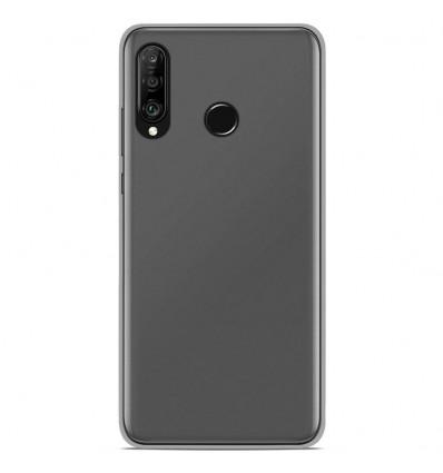 Coque Huawei P30 Lite Silicone Gel - Transparent