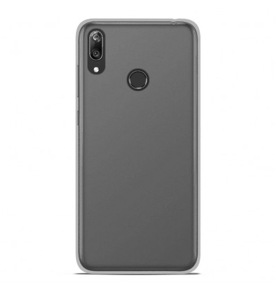 Coque Huawei Y7 2019 Silicone Gel - Transparent