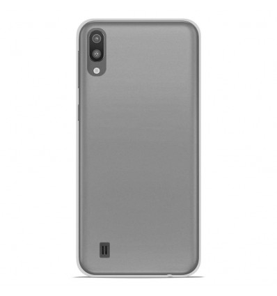 Coque Samsung Galaxy M10 Silicone Gel - Transparent