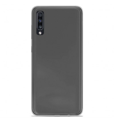 Coque Samsung Galaxy A70 Silicone Gel - Transparent